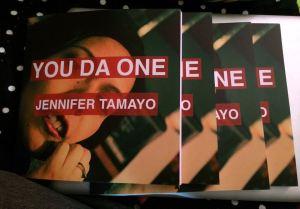 Jennifer Tamayo poetry book You da One