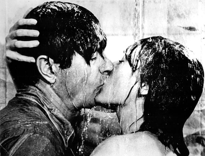 Rock Hudson and Julie Andrews